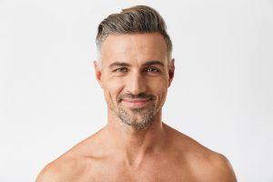 Pflege und ästhetische Behandlungen für Männer